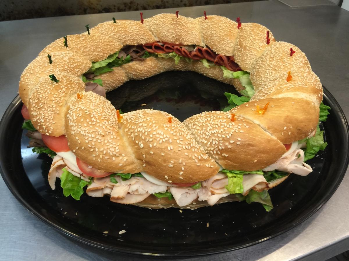 sandwich rings