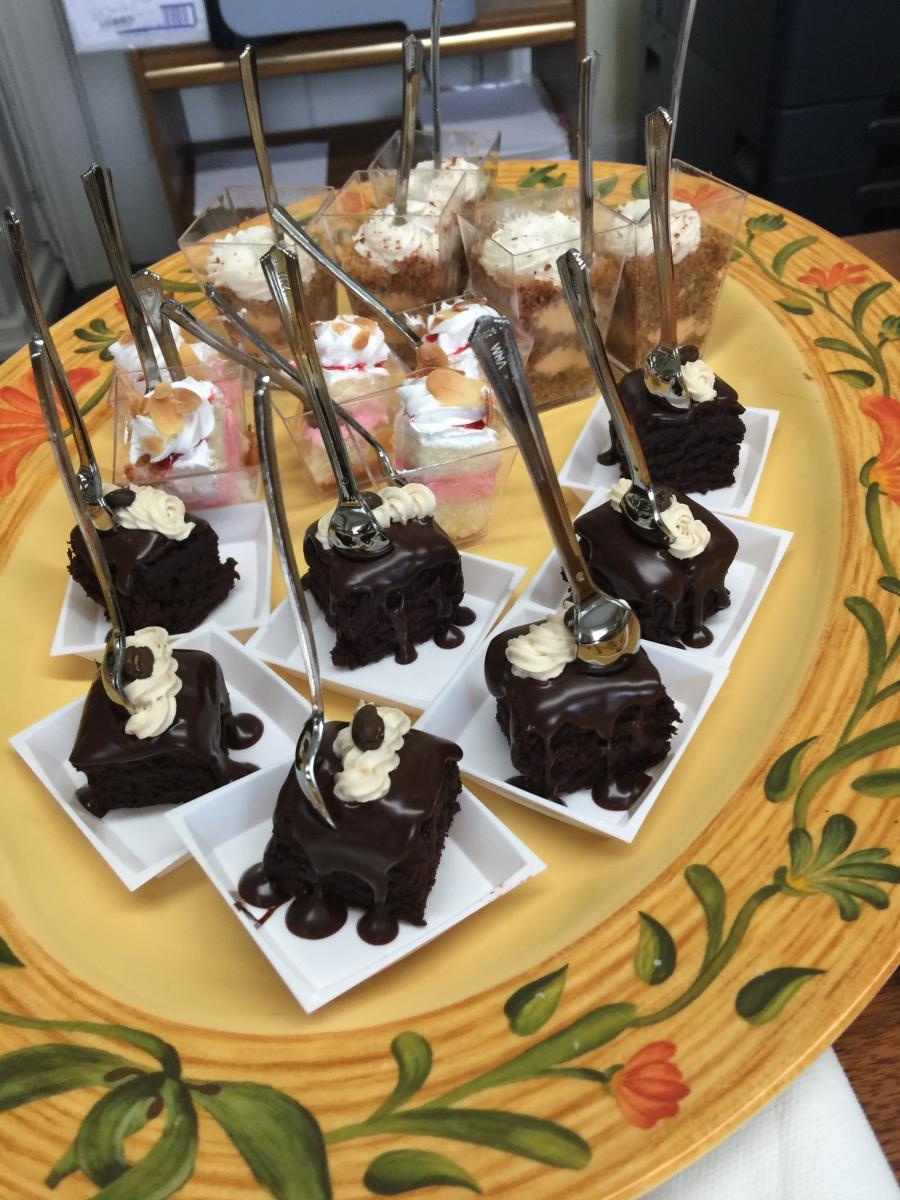 more mini desserts